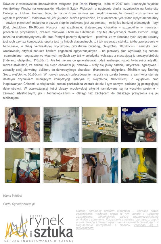 2013_PRESS_rynek i sztuka